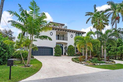Photo of 1030 Rhodes Villa Avenue, Delray Beach, FL 33483 (MLS # RX-10700335)
