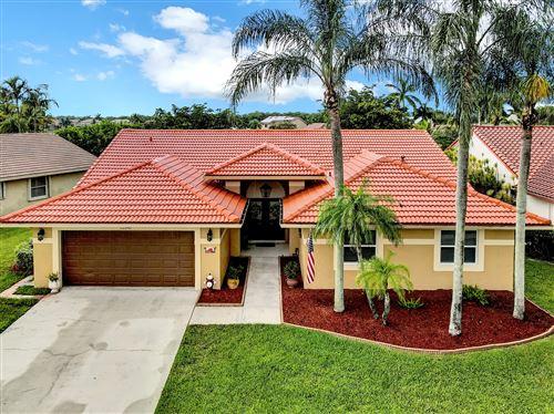 Photo of 12395 Baywind Court, Boca Raton, FL 33428 (MLS # RX-10747335)