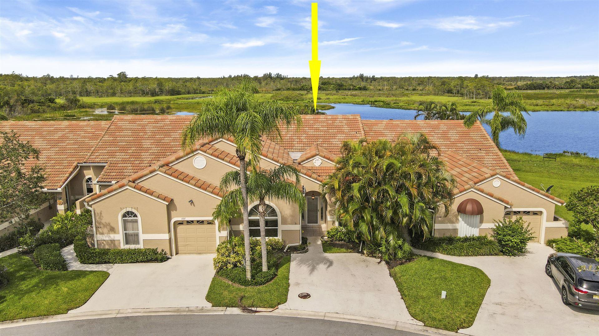 1103 Mahogany Place, Palm Beach Gardens, FL 33418 - #: RX-10644335