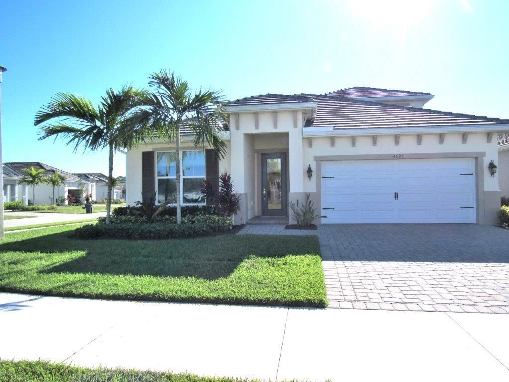 4693 SW Briarwood Court, Stuart, FL 34997 - #: RX-10675335