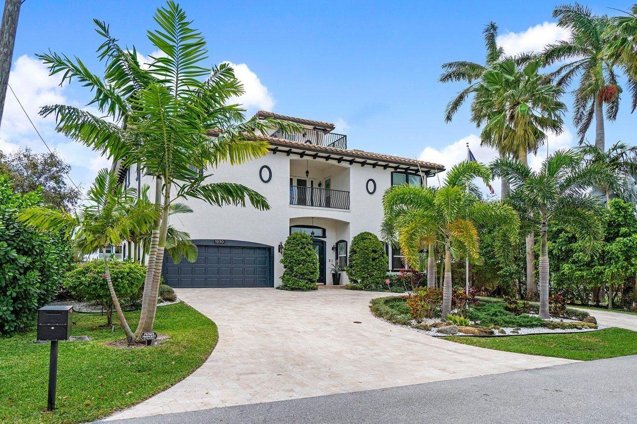 1030 Rhodes Villa Avenue, Delray Beach, FL 33483 - #: RX-10700335