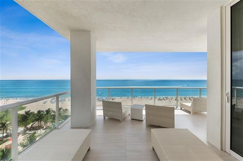 Photo of 3730 N Ocean Drive #9 A, Singer Island, FL 33404 (MLS # RX-10653336)