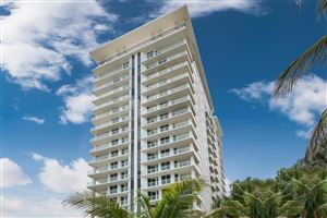 Photo of 3730 N Ocean Drive #12 C, Singer Island, FL 33404 (MLS # RX-10430337)