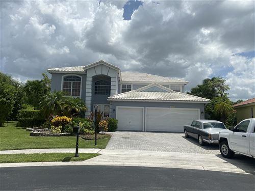 Photo of 12794 Hyland Circle, Boca Raton, FL 33428 (MLS # RX-10656337)