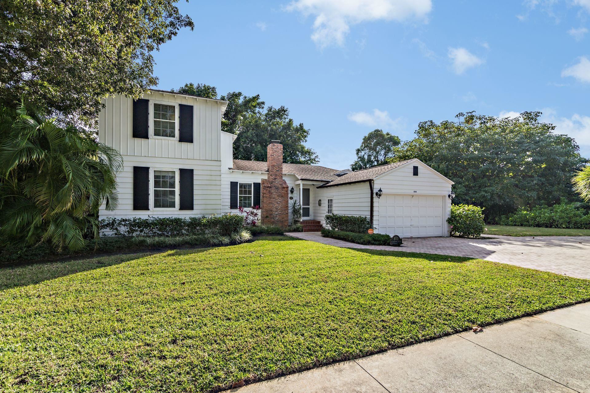 800 Claremore Drive, West Palm Beach, FL 33401 - #: RX-10686337