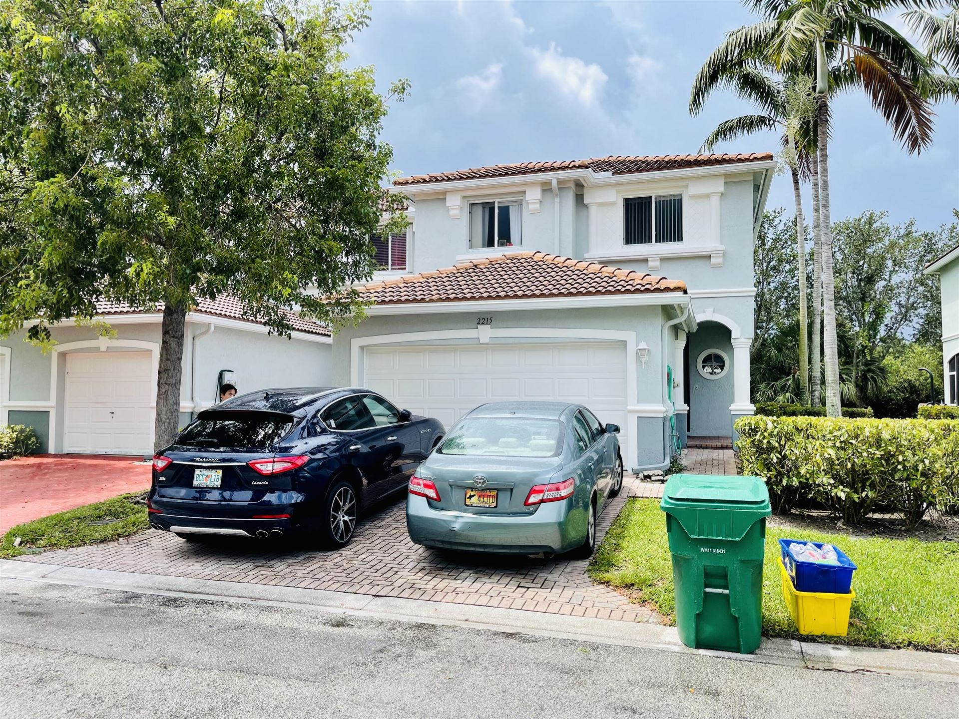 2215 Oakmont Drive, Riviera Beach, FL 33404 - MLS#: RX-10725337