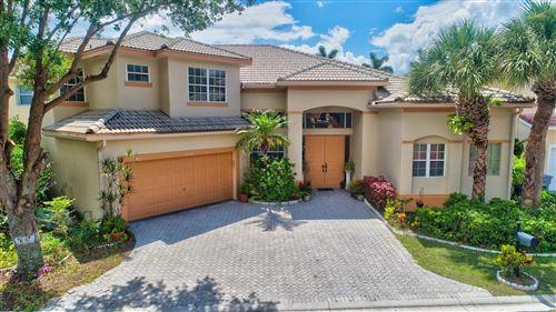 Photo of 20263 Monteverdi Circle, Boca Raton, FL 33498 (MLS # RX-10623338)