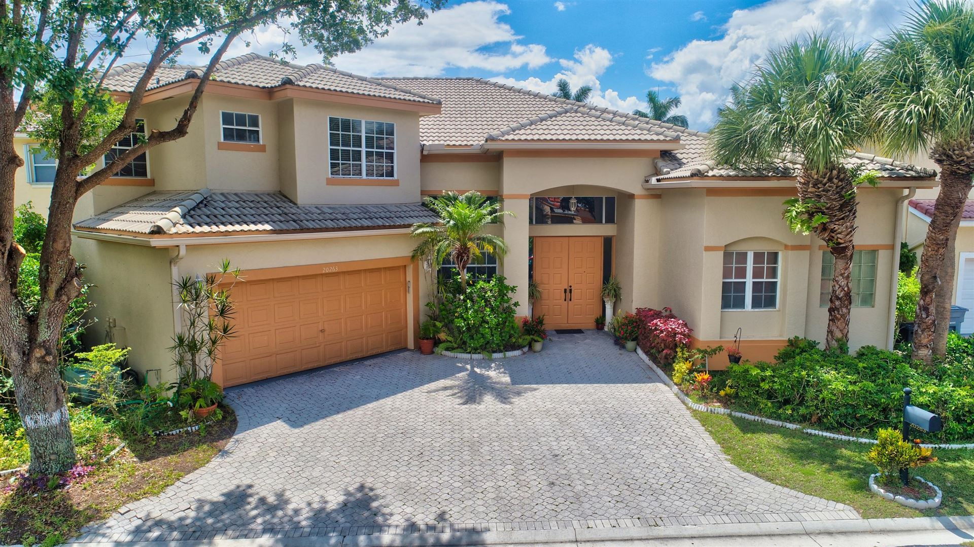 20263 Monteverdi Circle, Boca Raton, FL 33498 - #: RX-10623338