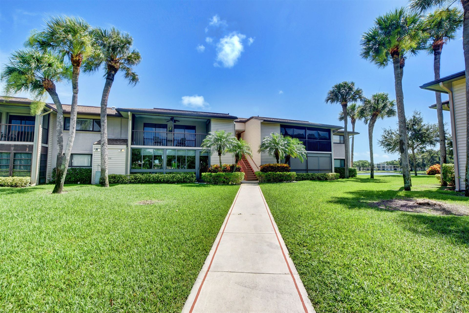 15488 Lakes Of Delray Boulevard #105, Delray Beach, FL 33484 - #: RX-10640338