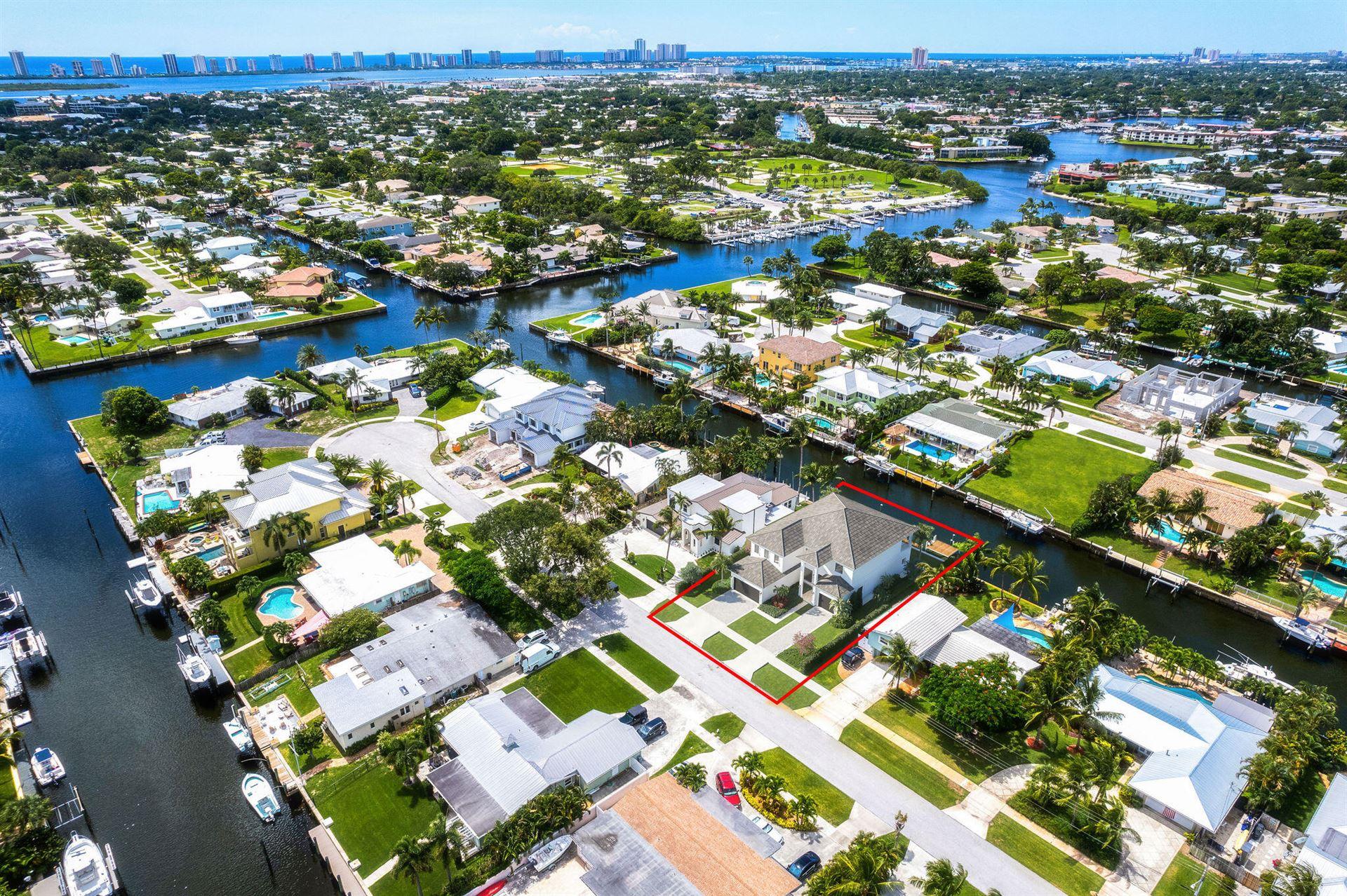 Photo of 720 Kittyhawk Way, North Palm Beach, FL 33408 (MLS # RX-10731338)