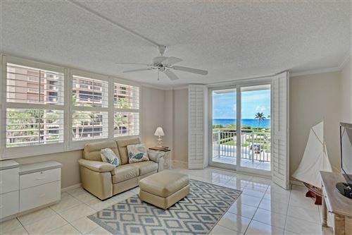 Tiny photo for 500 Ocean Drive #W-3-C, Juno Beach, FL 33408 (MLS # RX-10742339)