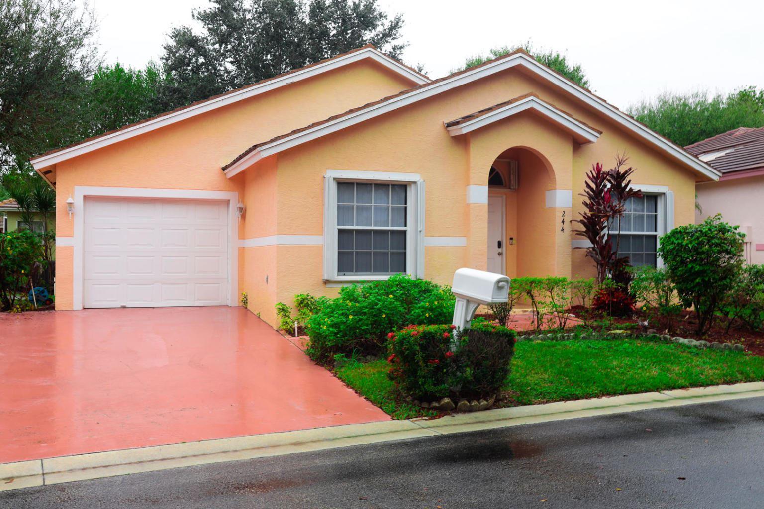 244 Caribe Court, Greenacres, FL 33413 - #: RX-10635339