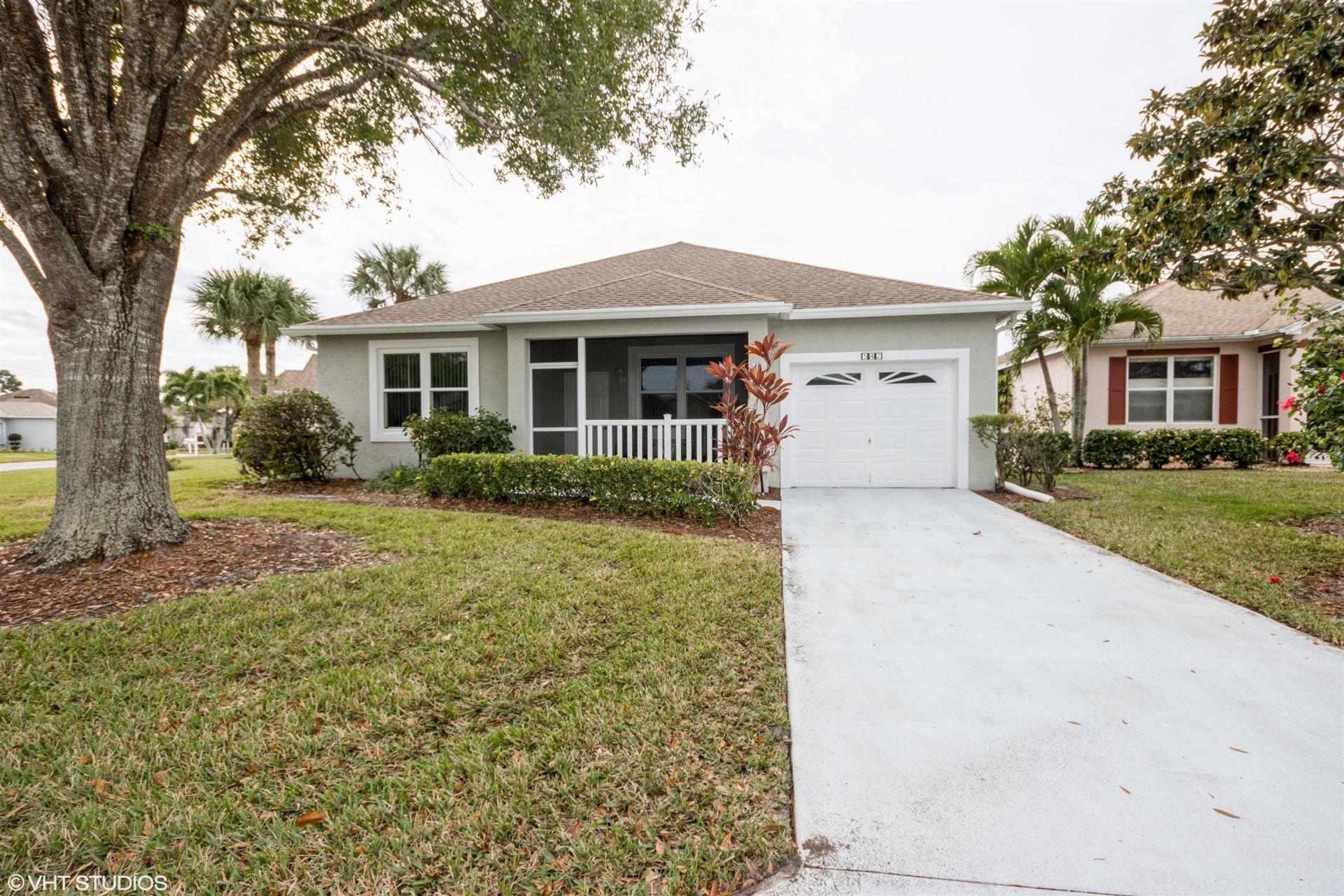 542 NW Portofino Lane, Port Saint Lucie, FL 34986 - #: RX-10684339