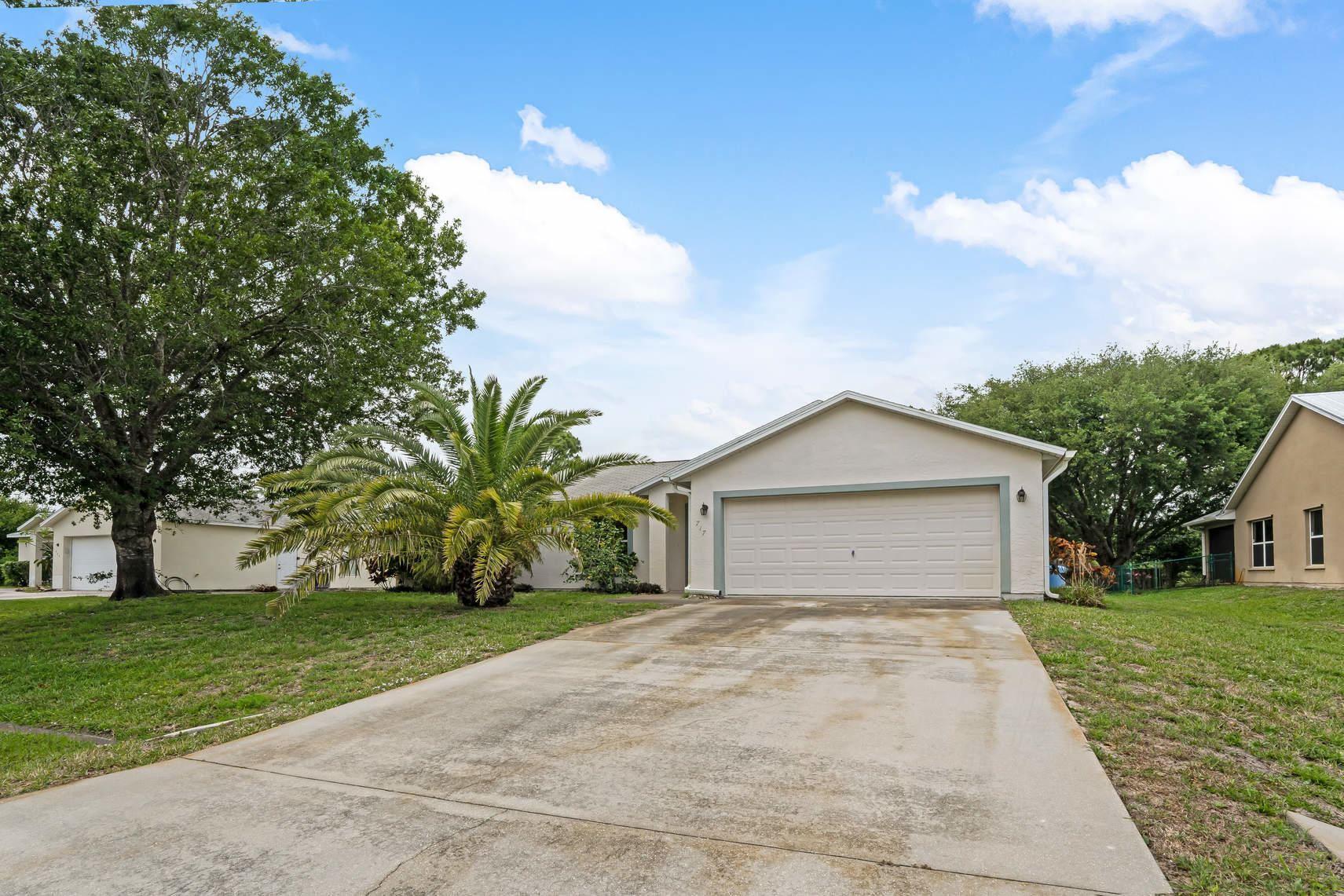 717 Rosebush Terrace, Sebastian, FL 32958 - MLS#: RX-10713339