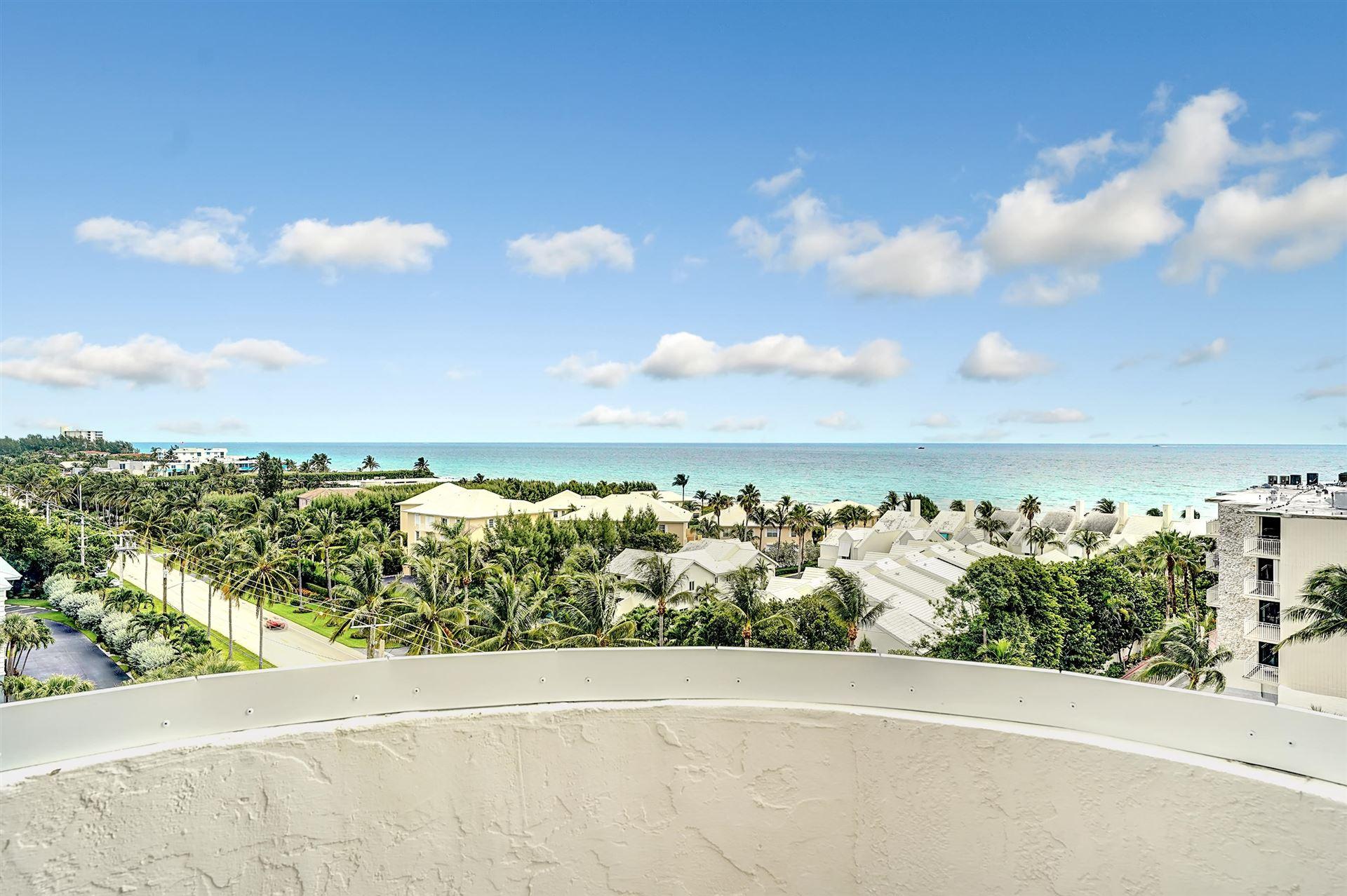 Photo of 2200 S Ocean Boulevard #1008, Delray Beach, FL 33483 (MLS # RX-10736339)