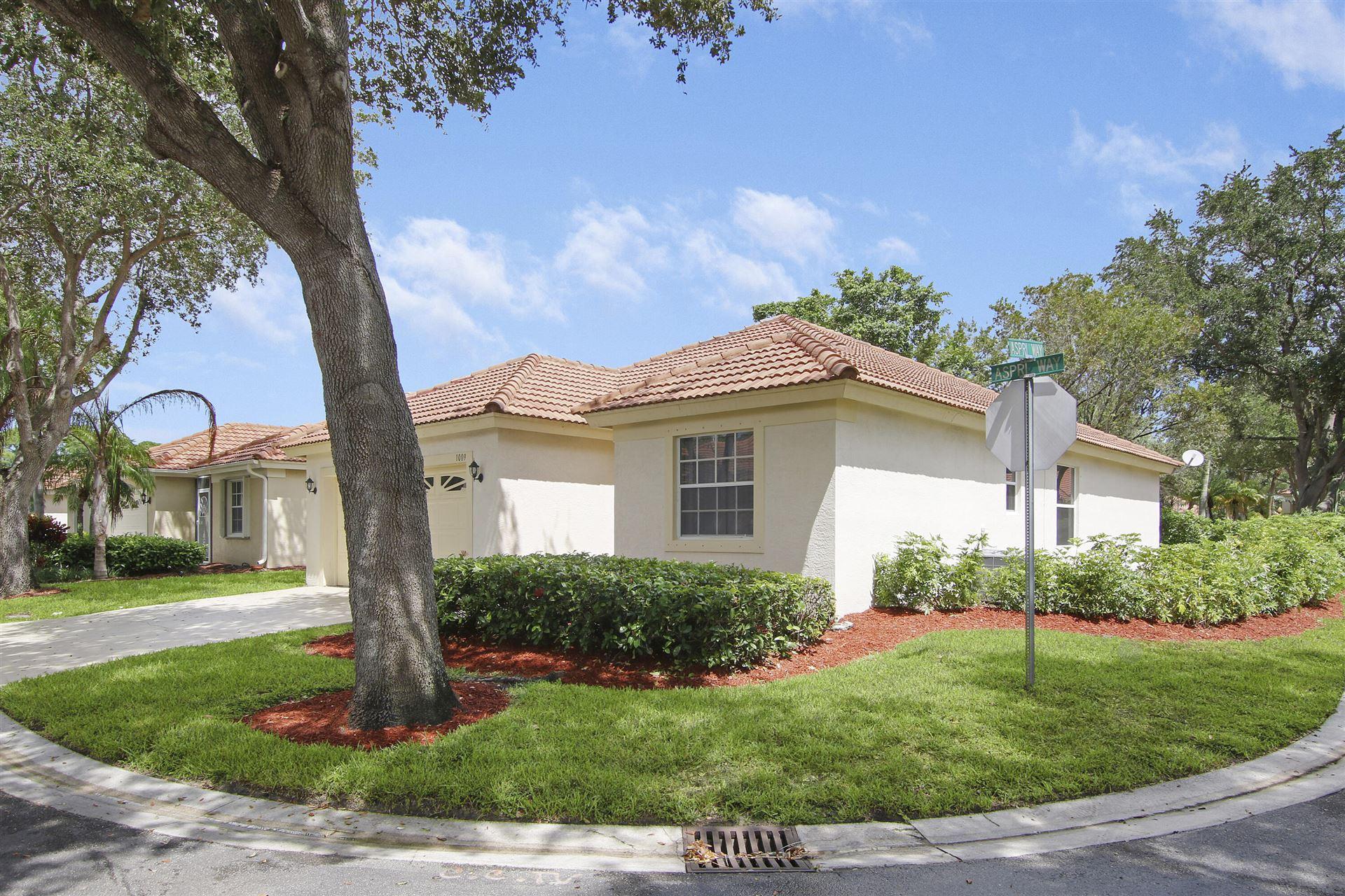 1009 Aspri Way, Riviera Beach, FL 33418 - MLS#: RX-10746339