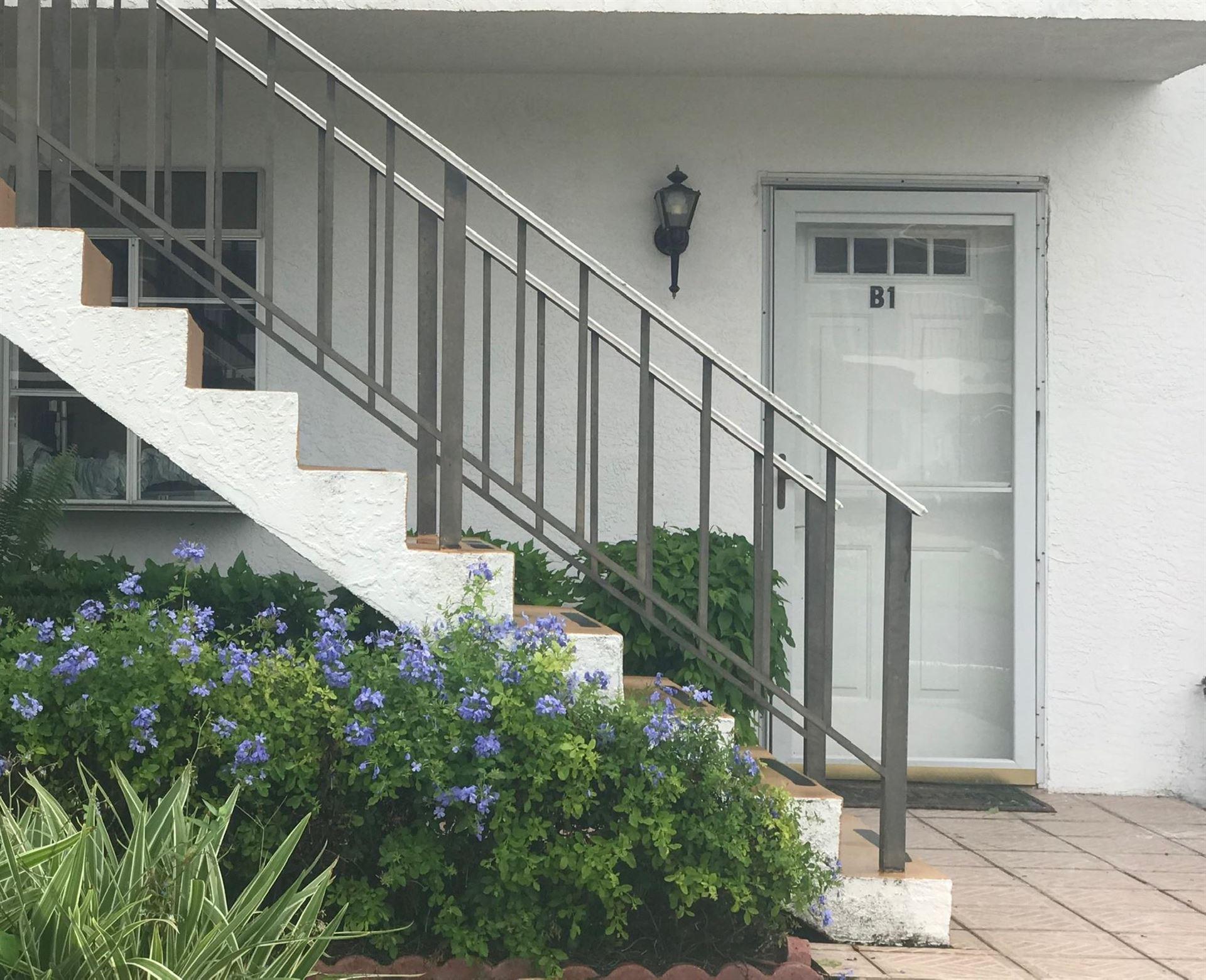 134 Lakes End Drive #B1, Fort Pierce, FL 34982 - #: RX-10563340