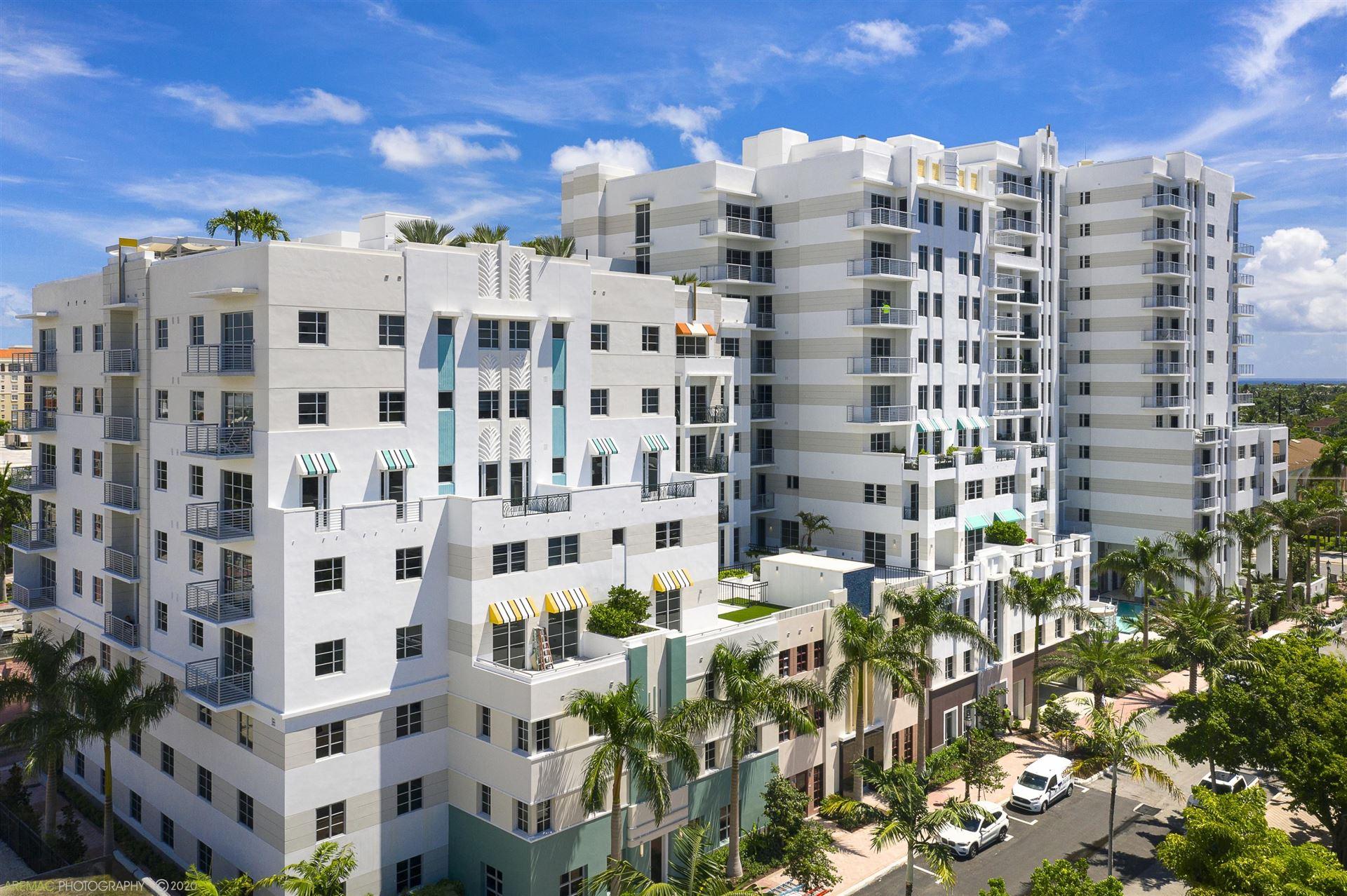 155 E Boca Raton Road #723, Boca Raton, FL 33432 - MLS#: RX-10690340
