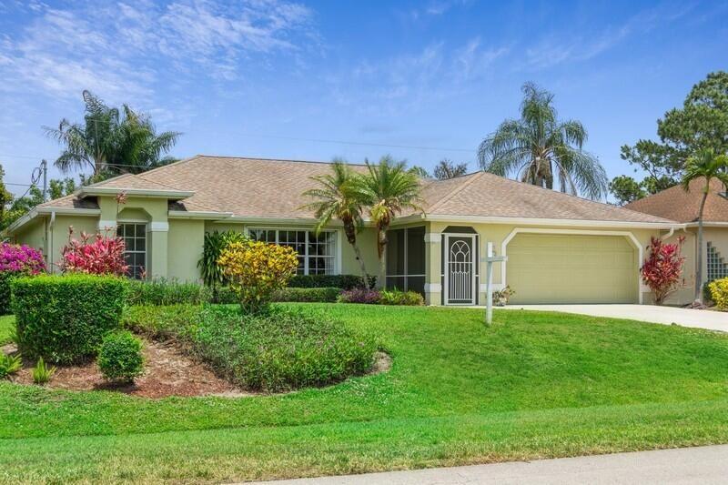 3314 SE East Snow Road, Port Saint Lucie, FL 34984 - MLS#: RX-10714340