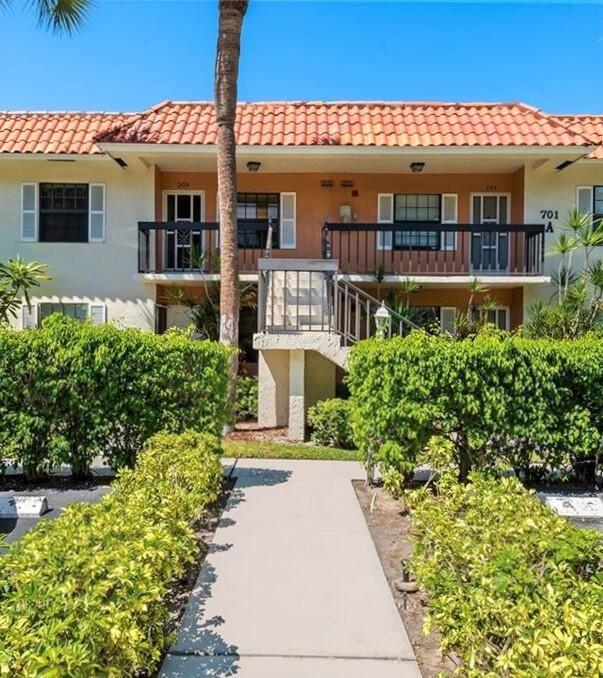 701 Avenue L #204-A, Delray Beach, FL 33483 - MLS#: RX-10719340