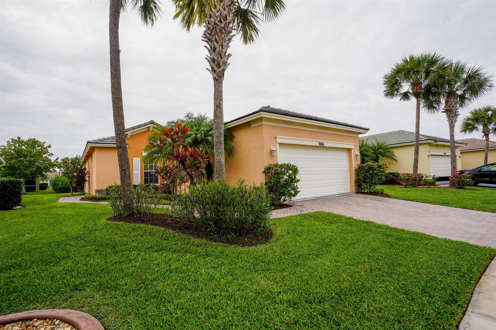 9681 SW Glenbrook Drive, Port Saint Lucie, FL 34987 - #: RX-10725340