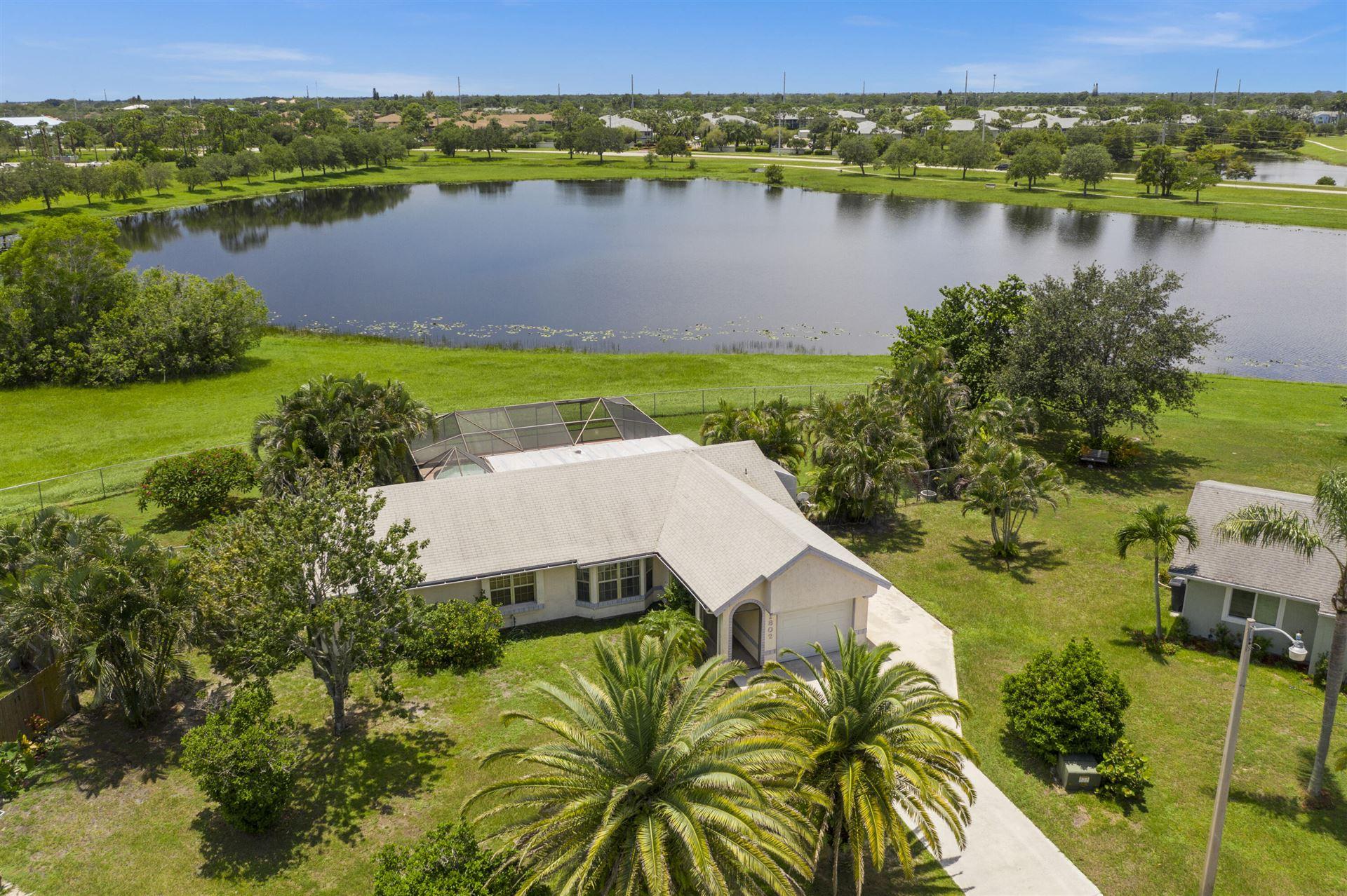 1802 SE Wexford Court, Port Saint Lucie, FL 34952 - MLS#: RX-10733340