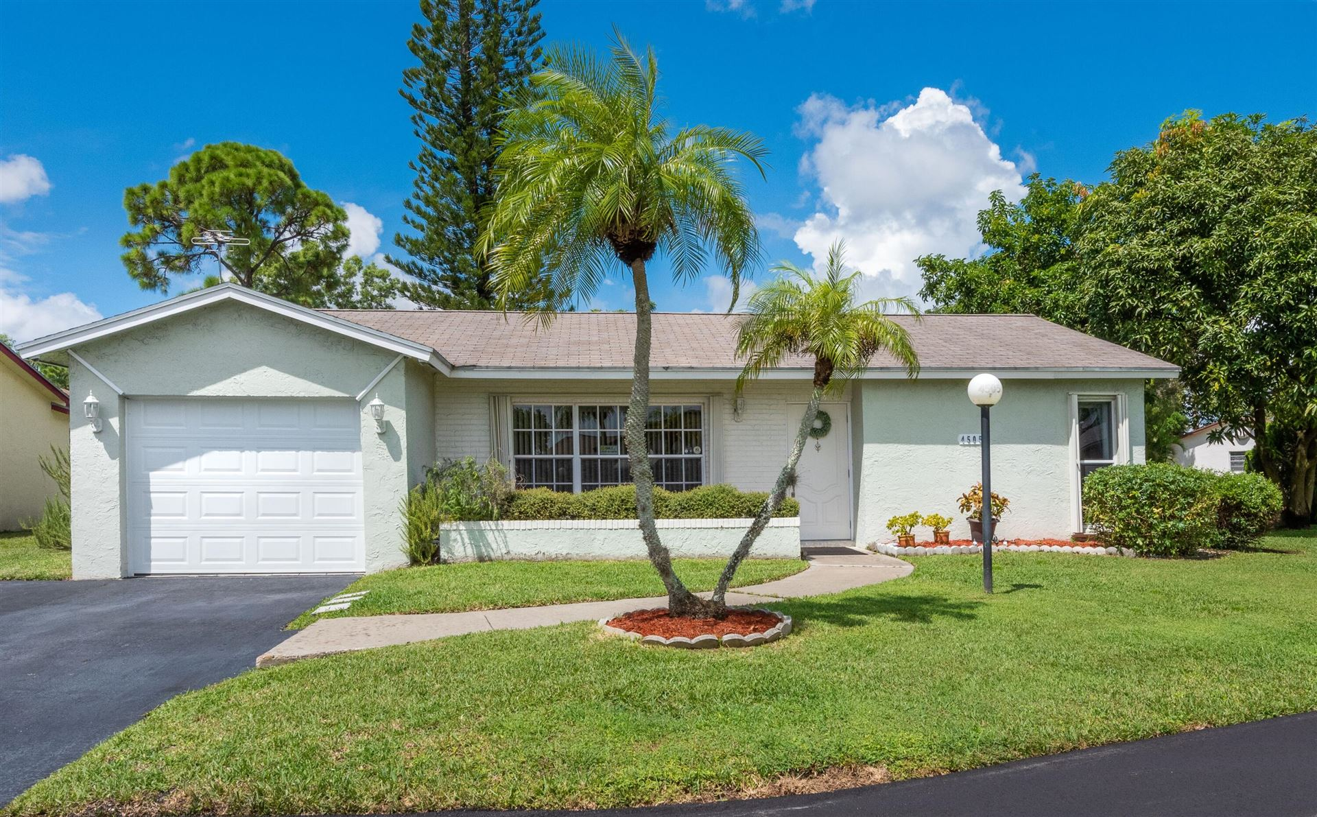 4505 Pine Park Drive W, Lake Worth, FL 33467 - MLS#: RX-10745340