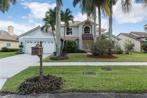 Photo of 10622 Cypress Bend Drive, Boca Raton, FL 33498 (MLS # RX-10596341)