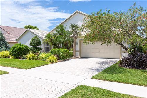 Photo of 6081 Hook Lane, Boynton Beach, FL 33437 (MLS # RX-10645341)
