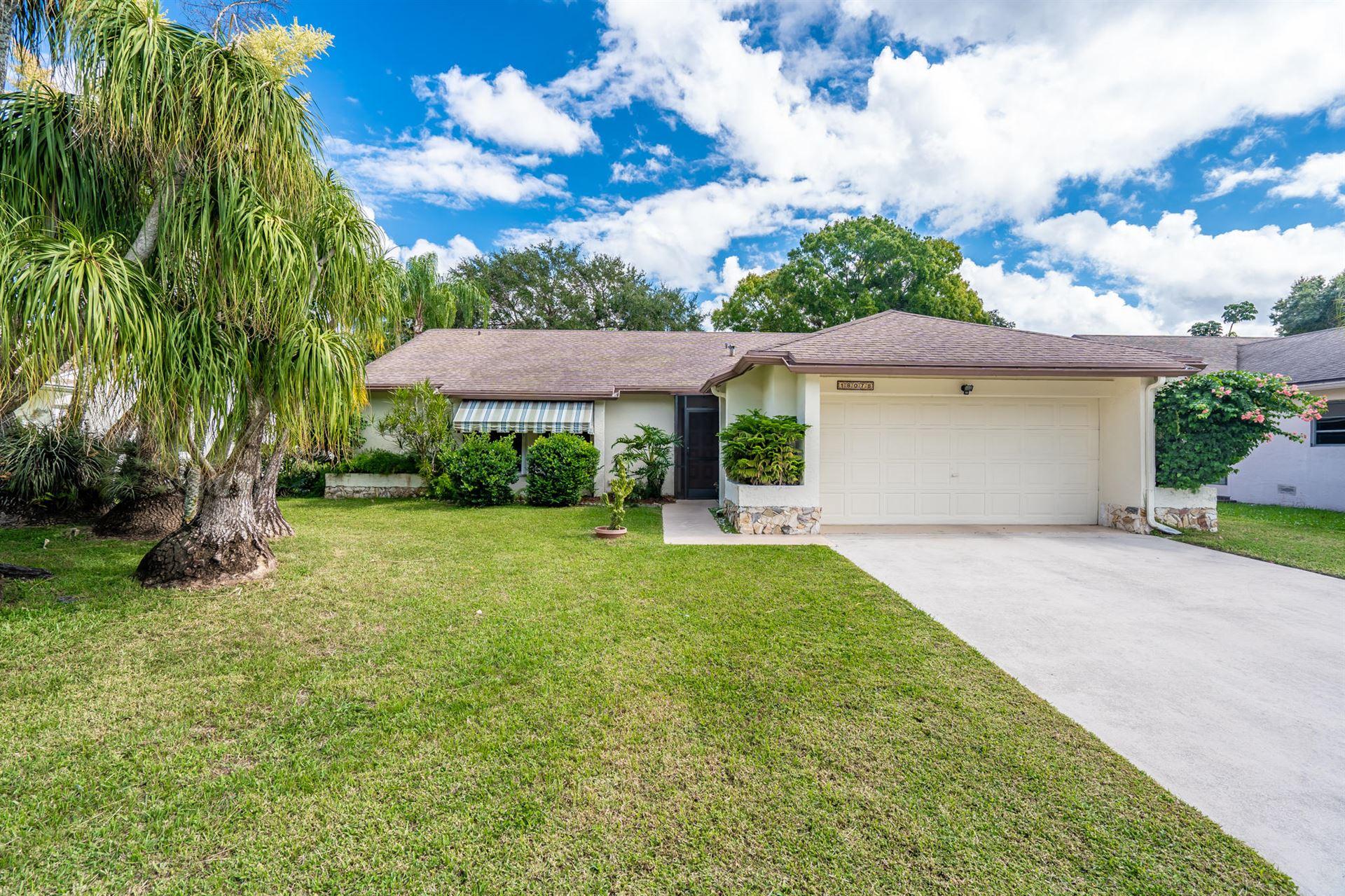 18078 104th Terrace S, Boca Raton, FL 33498 - #: RX-10657341