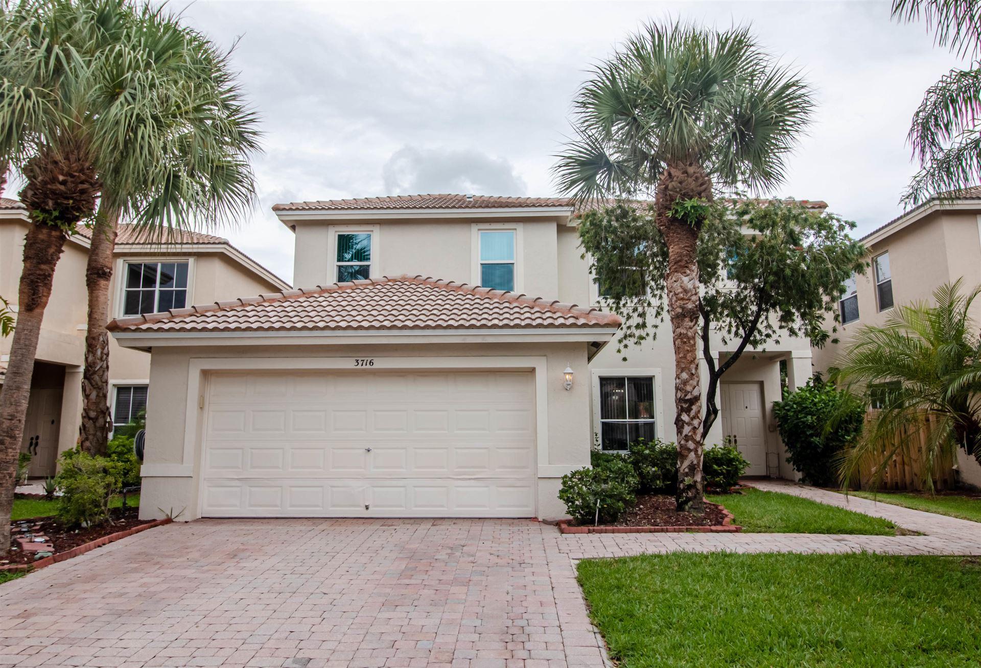 3716 Torres Circle, West Palm Beach, FL 33409 - MLS#: RX-10727341
