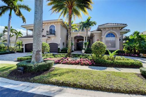 Photo of 3769 Coventry Lane, Boca Raton, FL 33496 (MLS # RX-10595342)