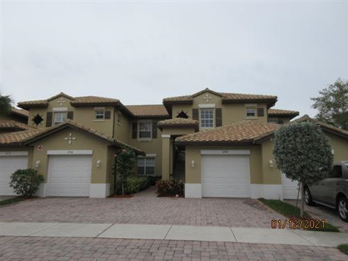 Photo of 12740 NW 83rd Court #35-F, Parkland, FL 33076 (MLS # RX-10686342)