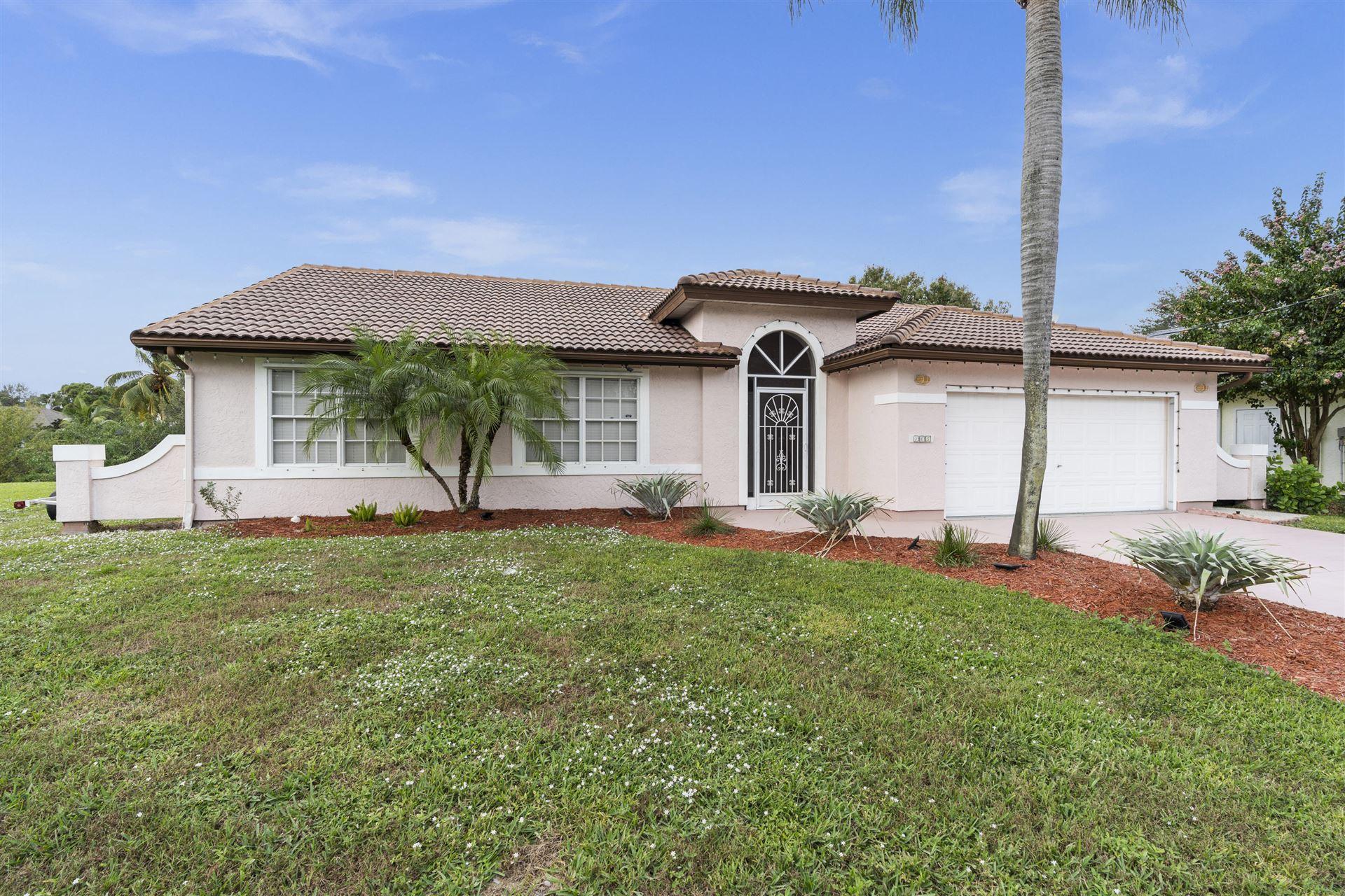 165 NE Sagamore Terrace, Port Saint Lucie, FL 34983 - #: RX-10679342