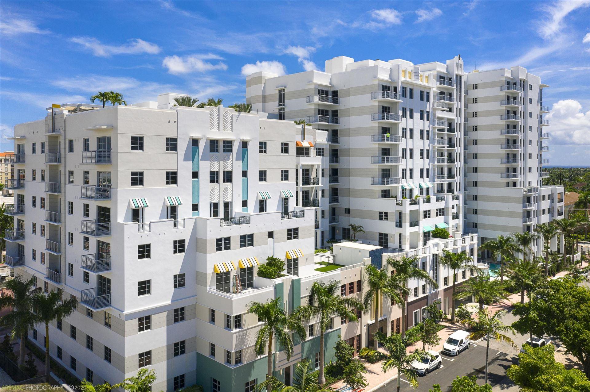 155 E Boca Raton Road #916, Boca Raton, FL 33432 - MLS#: RX-10690342