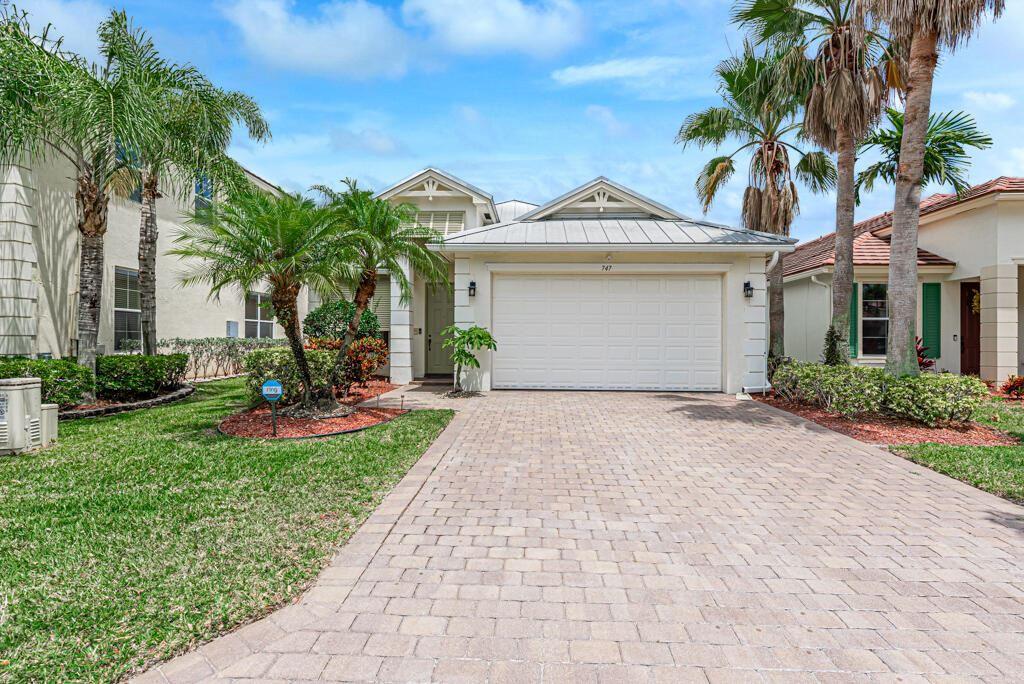 747 Belle Grove Lane, Royal Palm Beach, FL 33411 - #: RX-10715342