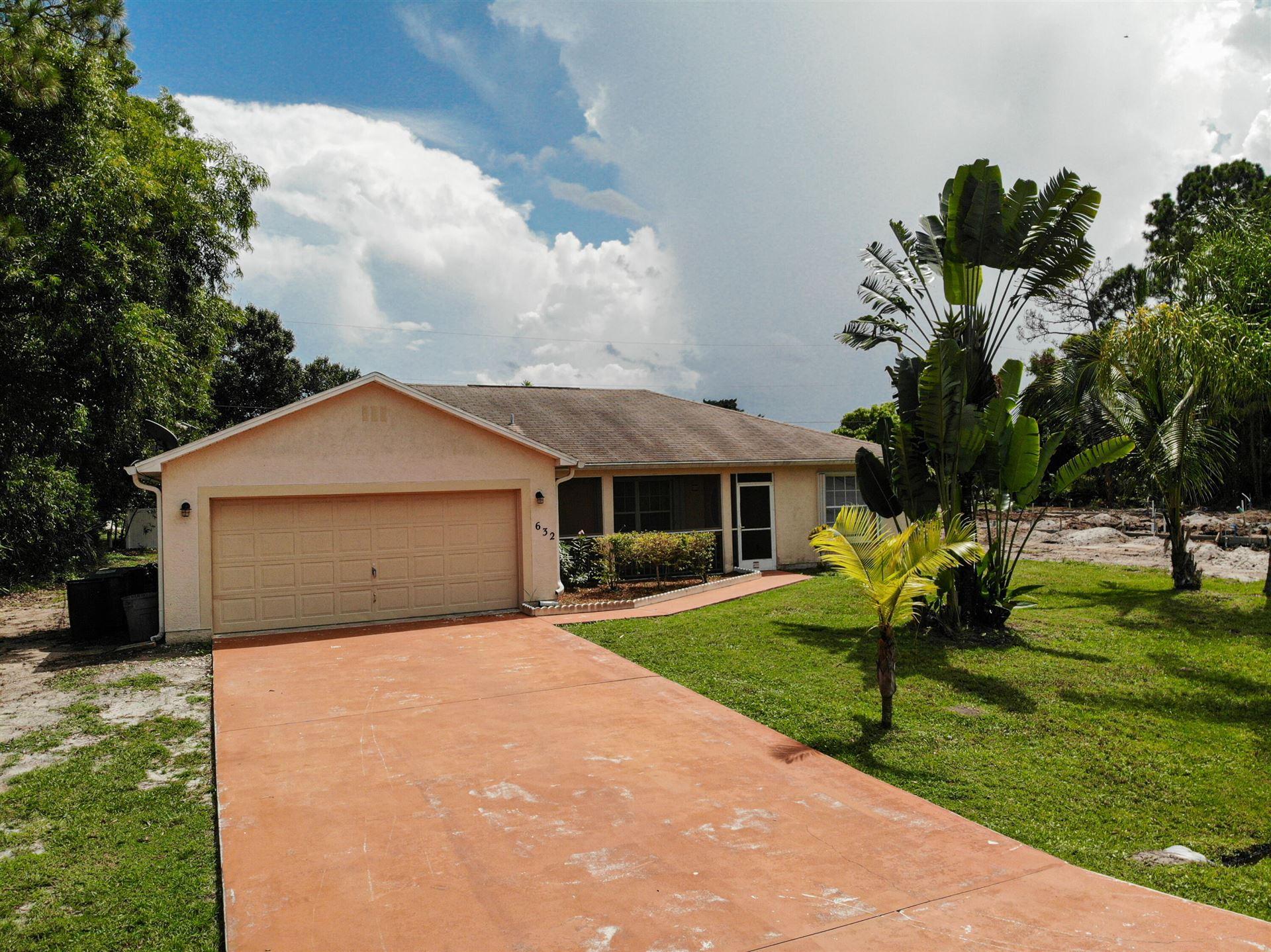632 SE Faith Terrace, Port Saint Lucie, FL 34983 - #: RX-10744342