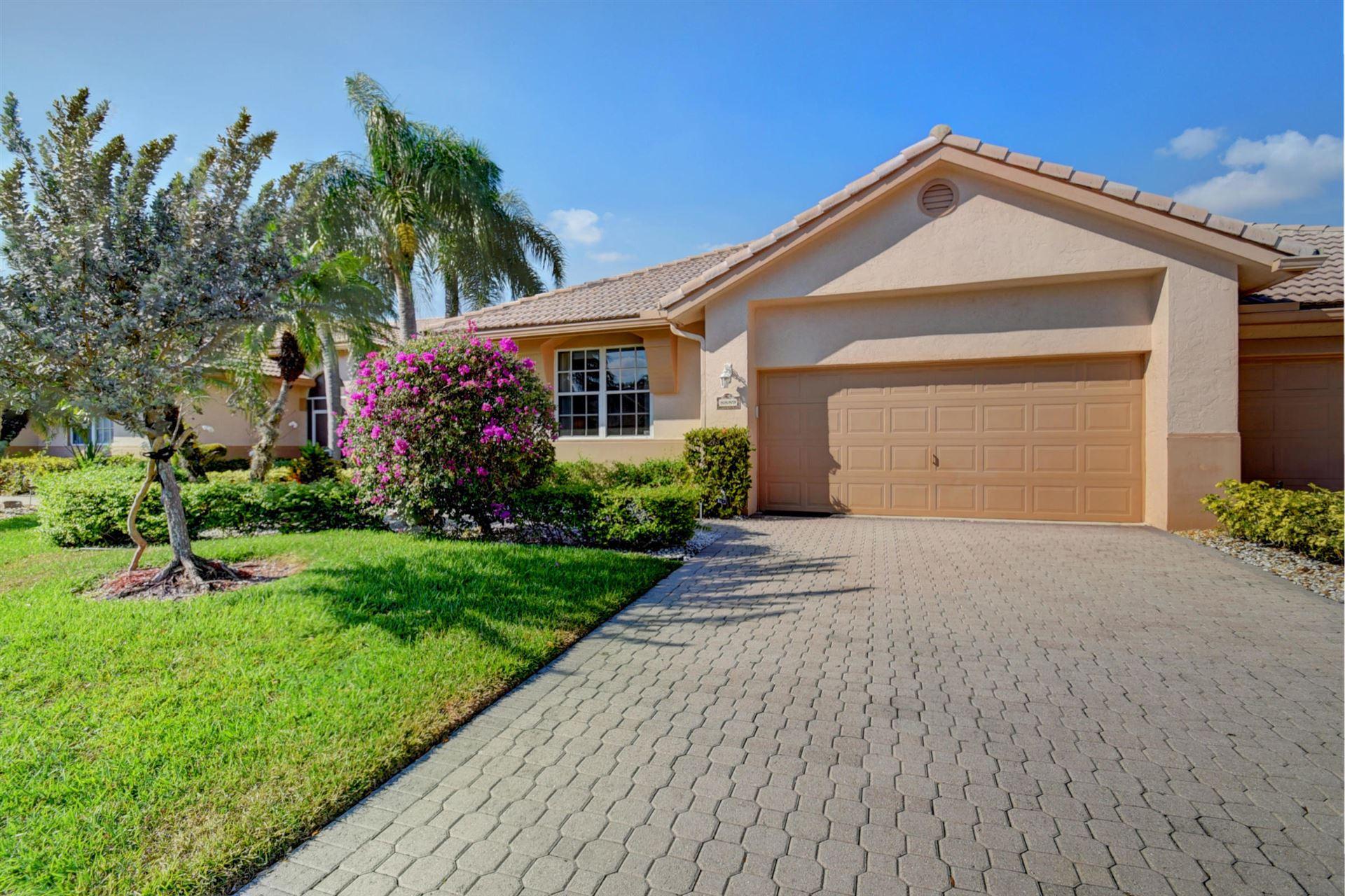8889 Shoal Creek Lane, Boynton Beach, FL 33472 - #: RX-10605343