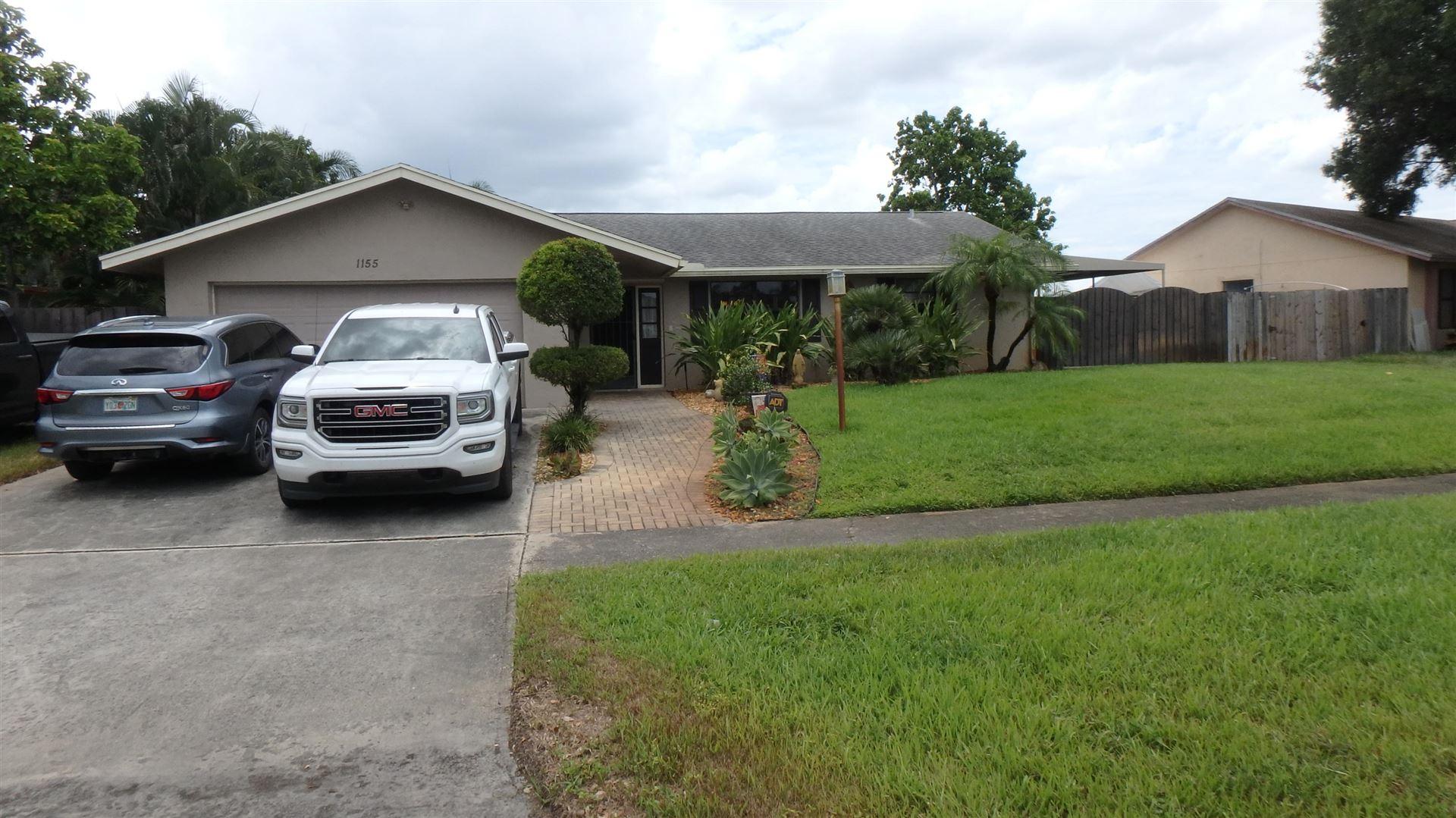 1155 Woodcrest Road W, West Palm Beach, FL 33417 - #: RX-10636343