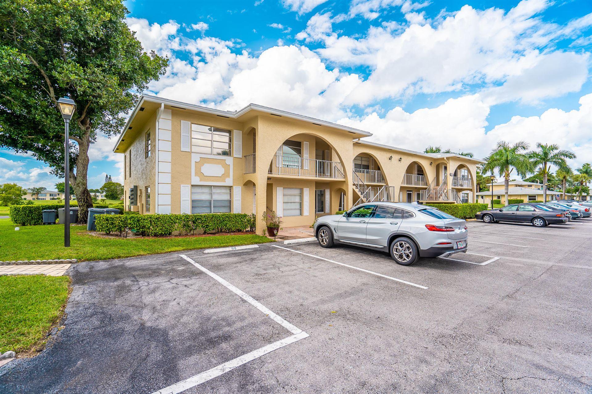 13578 Via Flora #B, Delray Beach, FL 33484 - #: RX-10669343