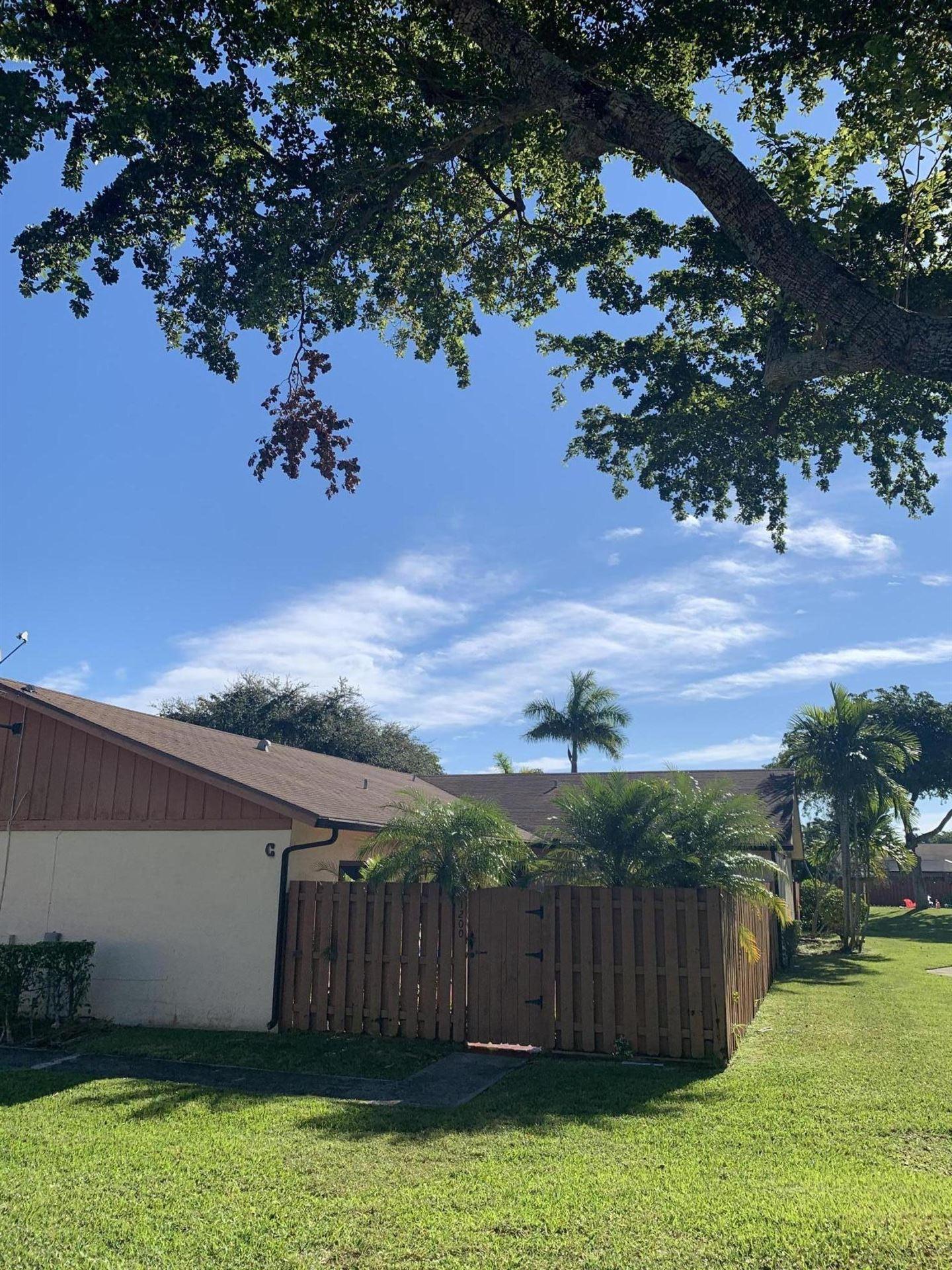 1200 Summit Place Circle #C, West Palm Beach, FL 33415 - #: RX-10677343