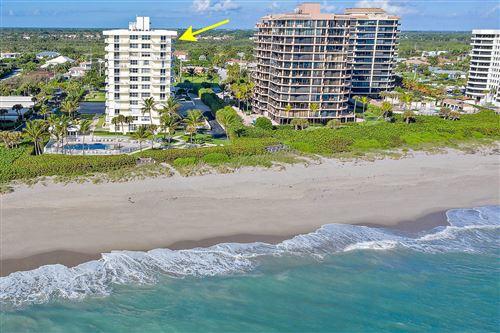 Photo of 500 Ocean Drive #E-12a, Juno Beach, FL 33408 (MLS # RX-10627344)