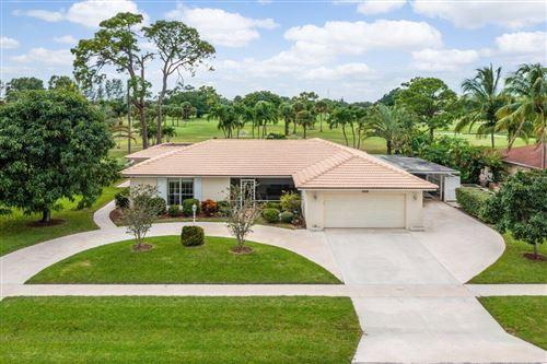 Photo of 3139 Medinah Circle W, Lake Worth, FL 33467 (MLS # RX-10754344)