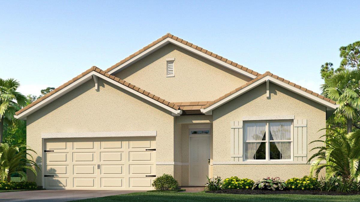 10587 SW Jem Street, Port Saint Lucie, FL 34987 - #: RX-10702344