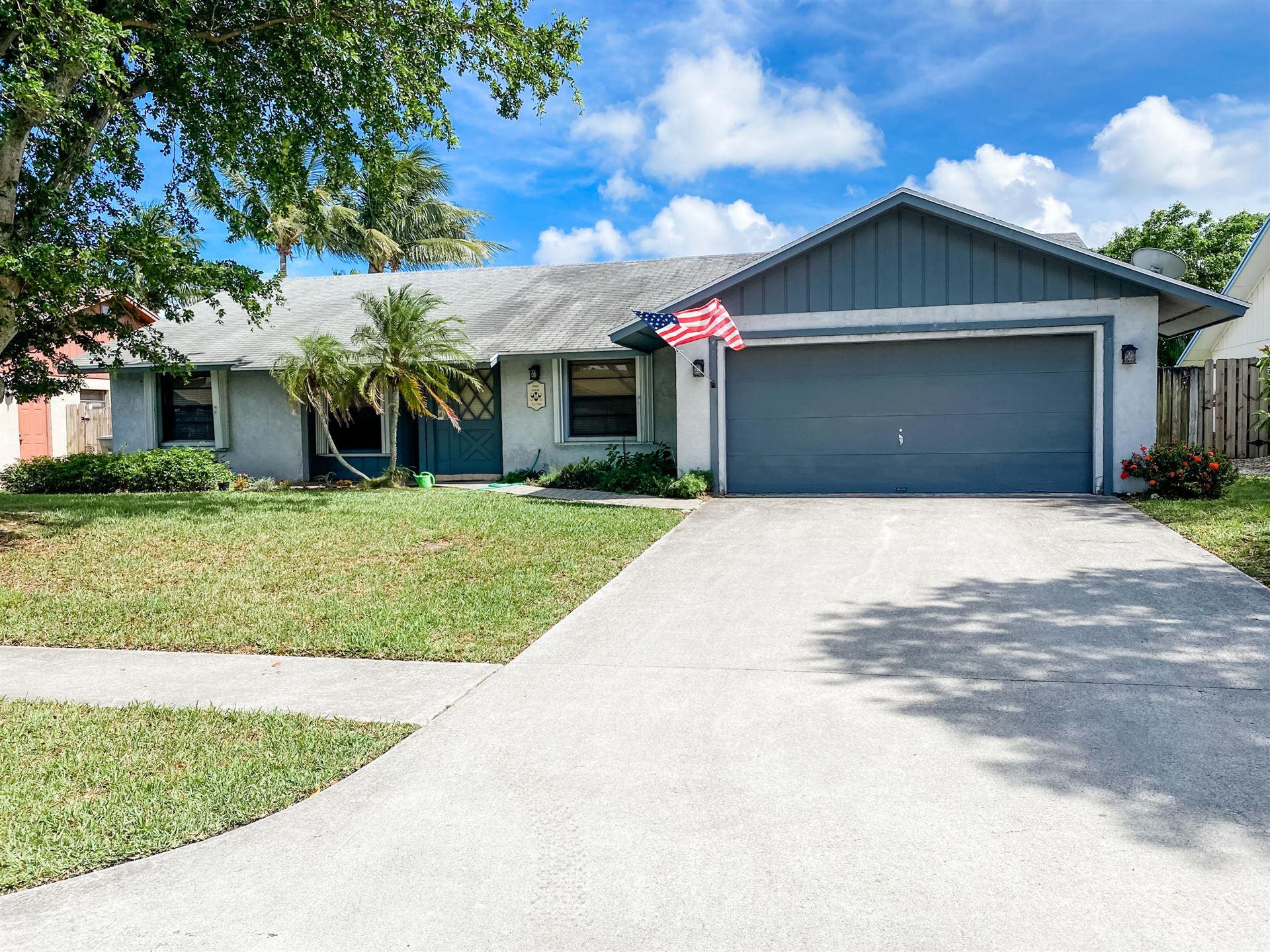 3952 Green Forest Drive, Boynton Beach, FL 33436 - MLS#: RX-10722344