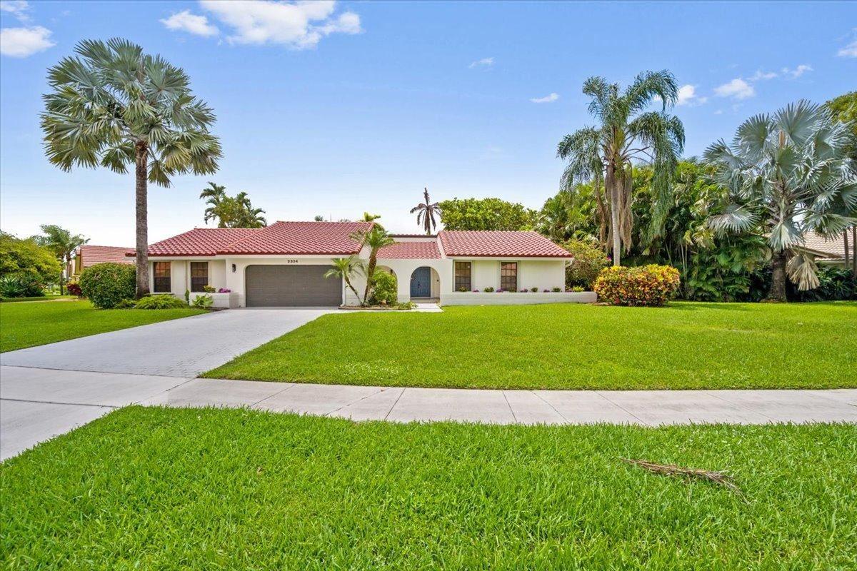2334 SW 23rd Cranbrook Drive, Boynton Beach, FL 33436 - MLS#: RX-10732344