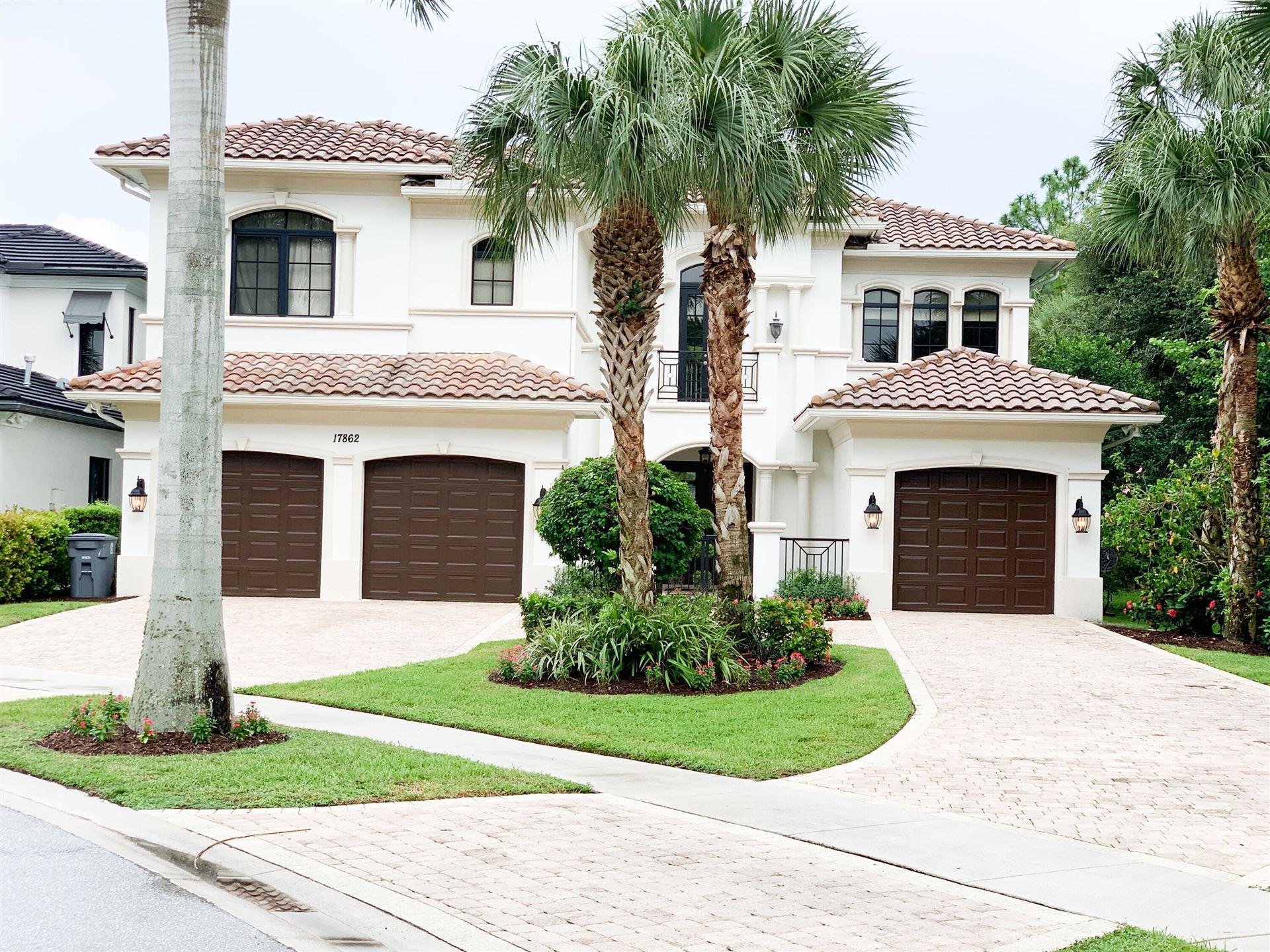 Photo of 17862 Cadena Drive, Boca Raton, FL 33496 (MLS # RX-10736344)