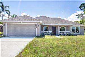 Photo of 5607 Palm Drive, Fort Pierce, FL 34982 (MLS # RX-10554345)