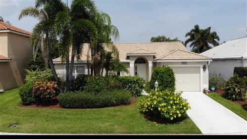 Photo of 9537 Aegean Drive, Boca Raton, FL 33496 (MLS # RX-10733345)