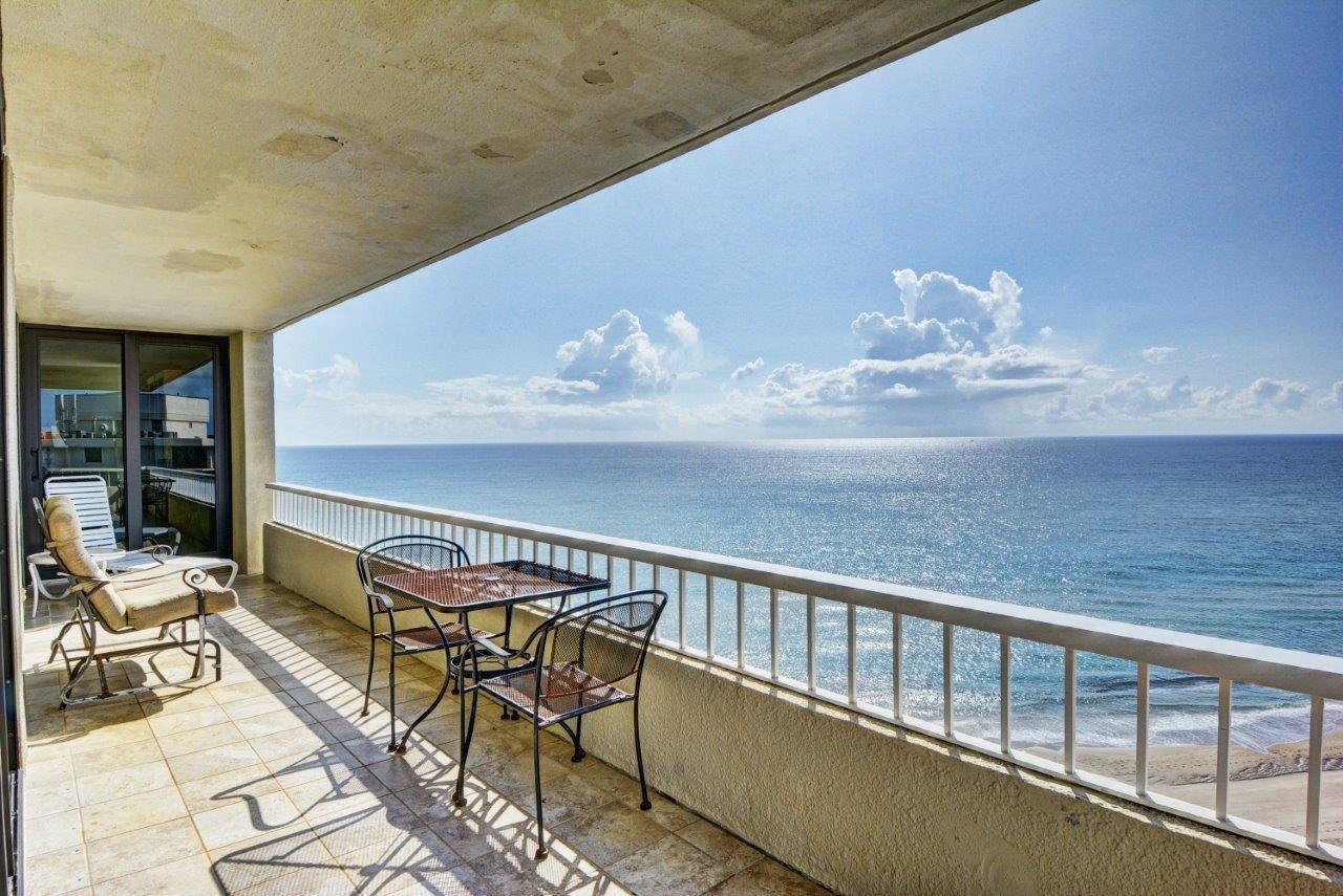 Photo of 5510 N Ocean Drive #10 B, Singer Island, FL 33404 (MLS # RX-10652345)